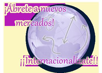 Internacionalización de empresas.