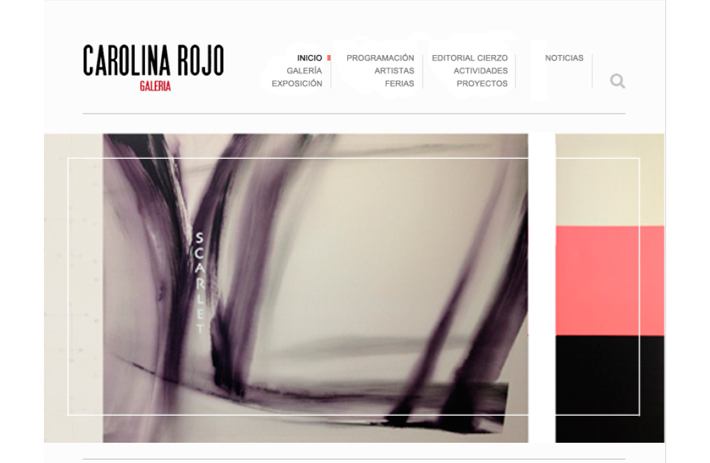 Galeria Carolina Rojo
