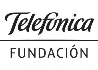 Fundación teléfonica busca talentos.